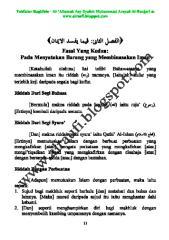 03 takrif riddah dan riddah dengan perbuatan, i'tiqad, bantahan, bersenda-senda serta daripada perkataan.pdf
