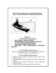 Ketahanan Nasional.DOC
