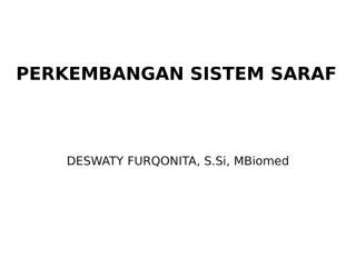 2.8 PERKEMBANGAN SISTEM SARAF.ppt