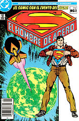 Superman - Man OF Steel Mini #01 Erakles.cbr