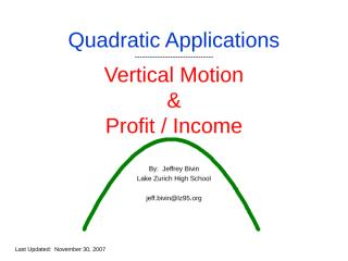 verticalmotion.ppt