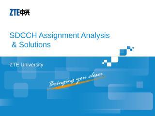GO_NAST3006_E01_1 GSM Network SDCCH Assignment Analysis-57.ppt