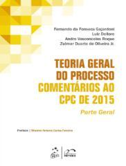 Teoria Geral do Processo 2015 - Fernando da Fonseca.pdf