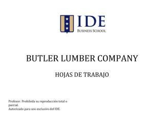 02. Butler Lumber Company, Hoja de Trabajo 1.pdf