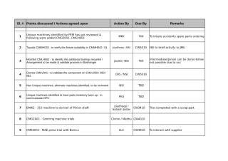 MOM Equipment Risk - Gear & Casting.xls