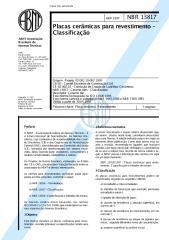 nbr 13817 - placas ceramicas para revestimento - classificacao.pdf