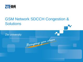 GO_NAST3007_E01_1 GSM Network SDCCH Congestion & Solutions-22.ppt
